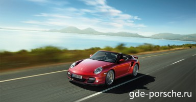 : 911 Turbo Cabriolet