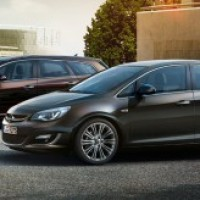 : Opel Astra sedan new